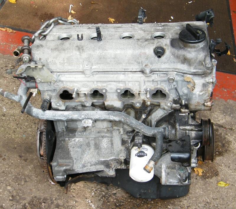 Nissan Cg10de Engine