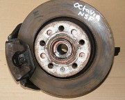 04-13 SKODA OCTAVIA MK2 1Z 1.6 FSI FRONT HUB DISC CALIPER ABS LH LEFT NEXT DAY
