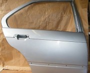 1991-98 BMW E36 DRIVER SIDE REAR DOOR 5 D00R SALOON SILVER - NEXT DAY