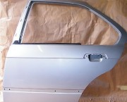 1991-98 BMW E36 PASSENGER SIDE REAR DOOR 5 D00R SALOON SILVER -  NEXT DAY