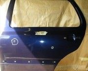 1992-99 VOLKSWAGEN VENTO JETTA PASSENGER REAR DOOR LC5L BLUE - NEXT DAY