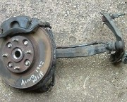 1993 HONDA ACCORD 2.0 4 STUD FRONT HUB DISC CALIPER NSF NEARSIDE PASSENGER LEFT