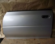 1994 SUBARU IMPREZA N/S/F PASSENGER SIDE FRONT DOOR IN SILVER - NEXT DAY