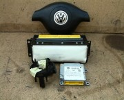 1996 - 2000 Volkswagen Passat B5 1.8T Complete Air bag kit.