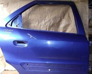 1997-06 CITROEN XSARA DRIVER SIDE REAR DOOR KMHC BLUE - NEXT DAY