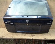 1998-2004 Mk4 Vauxhall Astra Tailgate with heated rear screen. Paint code Z13L.