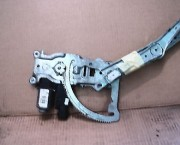 2000-2006 Vauxhall Corsa Sxi Nearside (left) electric window motor and regulator
