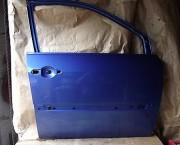 2003 - 2009 RENAULT SCENIC O/S/F DRIVER SIDE FRONT DOOR - BLUE - NEXT DAY