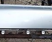 2003-10 FORD C-MAX CMAX REAR BUMPER IN SILVER GENUINE PART - NEXT DAY