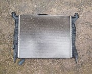 2003-11 FORD CMAX GENUINE RADIATOR AND FAN  - FREE NEXT DAY