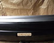 2007-13 NISSAN QASHQAI J10 REAR BUMPER SILVER -  NEXT DAY