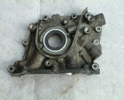 2007 FORD FOCUS C-MAX 1.6 DURATEC ENGINE PARTS - ALLOY CRANK SEAL CASING