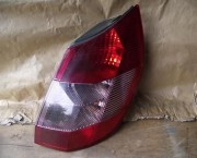 2007 RENAULT MEGANE N/S PASSENGER SIDE REAR LIGHT -  NEXT DAY