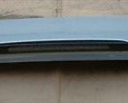 2008 SAAB 9-3 ESTATE TAILGATE ROOF SPOILER IN 309 SILVER
