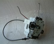 2010 Fiat Panda 5 door CENTRAL LOCKING UNIT MOTOR OSR drivers right rear