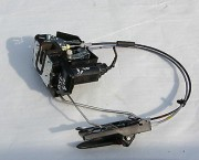 2010 Hyundai i10 NSR Left REAR central locking motor