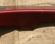 99-03 RENAULT MEGANE CONVERTIBLE INNER QUARTER TOP TRIM LH LEFT CHERRY RED PEARL