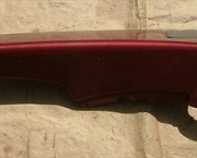 99-03 RENAULT MEGANE CONVERTIBLE INNER QUARTER TOP TRIM RH RIGHT CHERRY RED