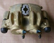 DUCATO BOXER RELAY FRONT BRAKE CALIPER brand new genuine Brembo OEM Fiat