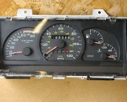 Fiat Cinquecento Sporting 1.1 speedo clocks head unit