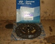 HYUNDAI ACCENT CLUTCH DISC FRICTION PLATE 41100-22600 NEW & GENUINE