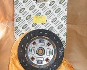 LAND ROVER 2.5D 2.5TD 200/300TDI VM DIESEL CLUTCH PLATE FTC148 GENUINE- NEXT DAY