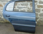 Lexus GS300 Mk1 S140 RIGHT REAR DOOR IN STAR SAPPHIRE PEARL - DARK BLUE 8L1