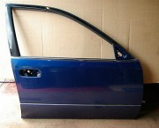 Lexus GS300 Mk2 OSF offside right front drivers door in Blue 8M6