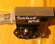 Lexus IS200 1G-FE sunroof motor 63260-53010 FREE OVERNIGHT DELIVERY