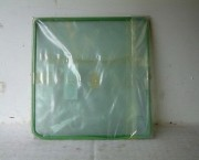 RANGE ROVER CLASSIC GEN NEW OEM RH RIGHT REAR DOOR DROP GLASS MTC5954