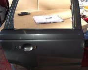 RANGE ROVER VOGUE O/S/R DRIVER SIDE REAR DOOR - GREEN - NEXT DAY