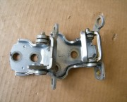 ROVER 75 MGZT PAIR OF DOOR HINGES LH LEFT NEARSIDE SILVER - FREE NEXT DAY