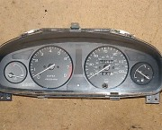 Rover 200 400 K series Twin Cam speedo tacho head unit 73632 mls