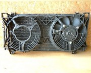Rover 400 45 MGZS Air Con Condenser And Fan Housing Part # JRB101150