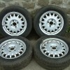 "SAAB 900 15"" Alloy Wheels And Tyres"