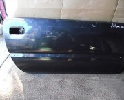 VAUXHALL CALIBRA O/S DRIVER SIDE DOOR - BLACK - NEXT DAY