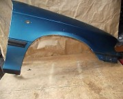 VAUXHALL CAVALIER O/S/F DRIVER SIDE FRONT WING - GREEN - NEXT DAY