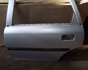 VAUXHALL VECTRA N/S/R PASSENGER SIDE REAR DOOR - SILVER - NEXT DAY